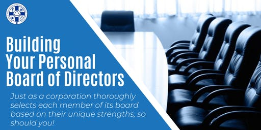 NEO NAHSE Chapter Presents: Building Your Personal Board of Directors