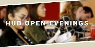 Cambridge Hub Open Evening
