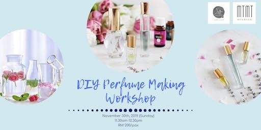 DIY Perfume Making Workshop