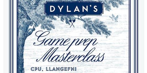 Game Prep Masterclass - Llangefni