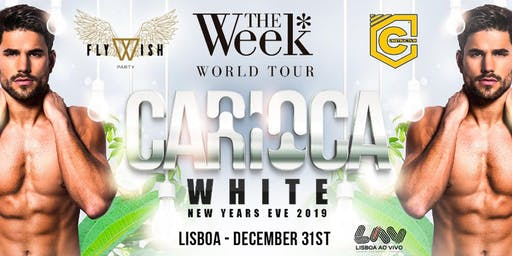 CARIOCA WHITE The Week by Fly Wish Party & Construction Lisbon