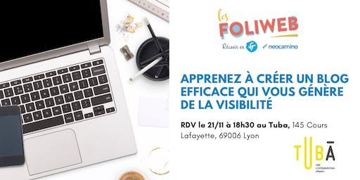 [Lyon] Apprenez à créer un blog efficace qui vous génère de la visibilité