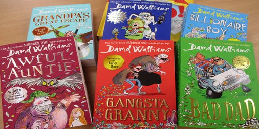 Wacky Walliams Family Fun (Lytham)