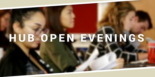 Thames Valley Hub Open Evening