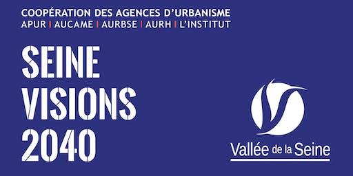 Seine Visions 2040 - Atelier prospectif #2 - FONCIER