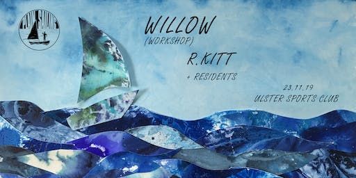 Plain Sailing 1st Birthday: Willow & R.Kitt
