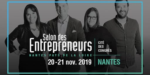 [Nantes] Salon des Entrepreneurs du 20 et 21 novembre