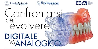 Confrontarsi per evolvere - Digitale vs Analogico