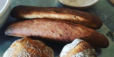 Introduction to Sourdough Workshop (1 day)