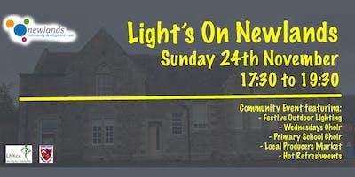 Light's On Newlands 2019