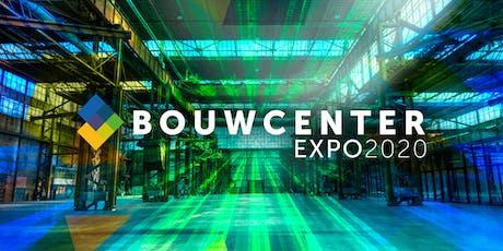 Bouwcenter Expo 2020 tickets