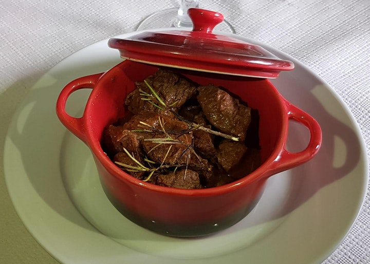 Imagen de Menú degustación del Terruño, Los Cortijos. Chef Antonio Malagón.