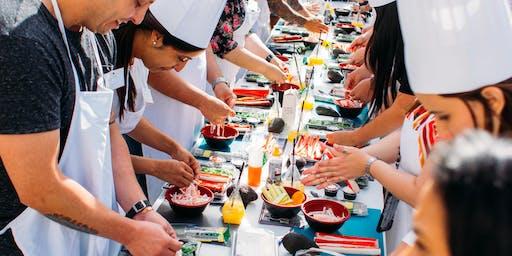 Chef por 1 día - Curso de Sushi