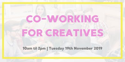 Co-Working For Creatives | Birmingham Freelancers, bloggers, etc