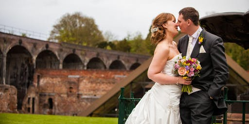 Wedding Open Day at Coalbrookdale