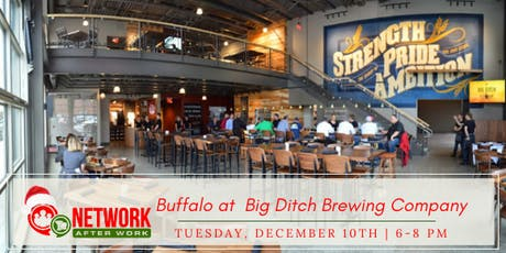 Network After Work Buffalo at Big Ditch Brewing Company tickets