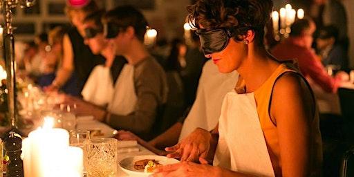 Blind Veterans UK - Dinner in the Dark