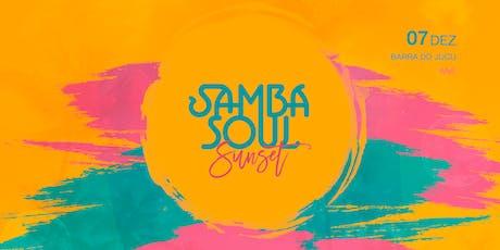 Sambasoul Sunset ingressos