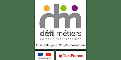 Atelier utilisateurs DOKELIO Ile-de-France (à distance) billets