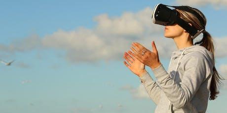 Taller de realidad virtual para no programadores entradas