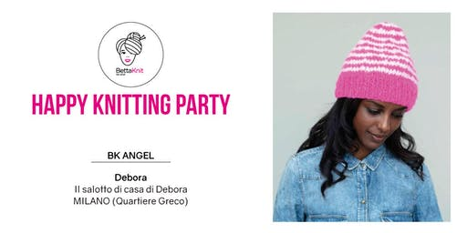 Knitting Party - Hanna Beanie - MILANO