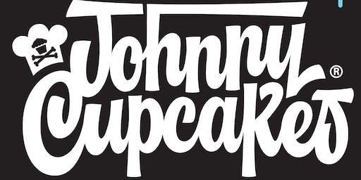 Johnny Cupcakes X Crumbl Cookies Denver Pop Up & Custom Release