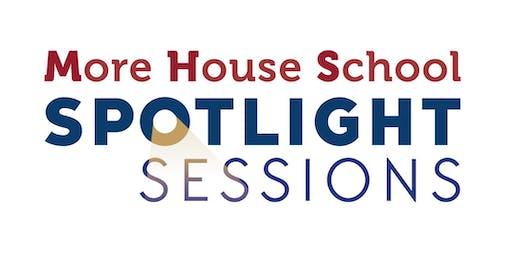 Spotlight Sessions 2019-2020