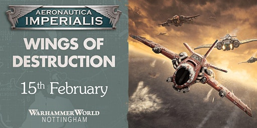 Aeronautica: Wings of Destruction