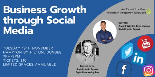 Freedom Property Network - Business Growth Through Social Media