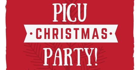 PICU Christmas Party 2019 tickets