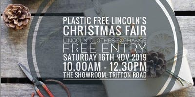 Plastic Free Lincoln Christmas Fair