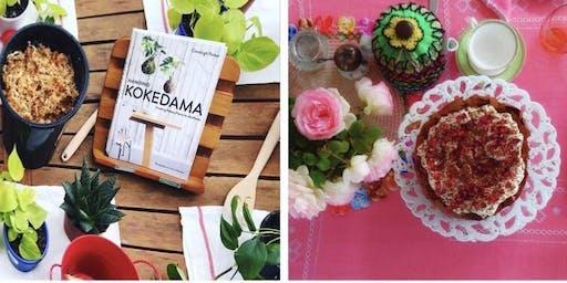 Kokedama Workshop / High Tea