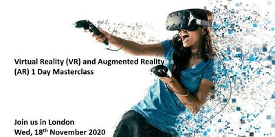 Virtual Reality (VR) and Augmented Reality (AR) – 1 Day Training Workshop