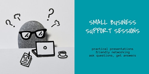 Small Business Support Sessions