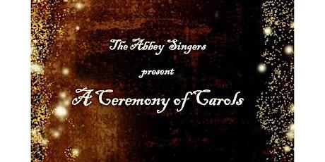 A Ceremony of Carols tickets