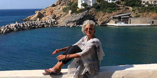 The Secrets of Longevity:  A Lifestyle in the Blue Zone with Coach Eirini