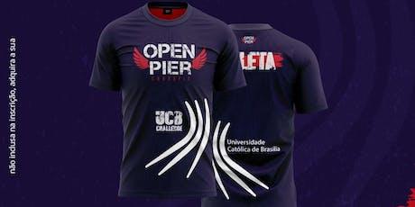 Camisa Open Pier 2019 – Challenge UCB (Opcional) ingressos