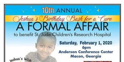 Joshua's Birthday Bash for a Cure