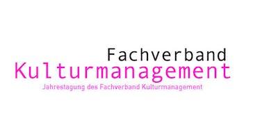 13. Jahrestagung des Fachverband Kulturmanagement
