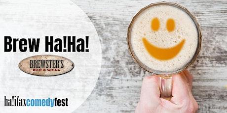 Brew Ha!Ha! tickets
