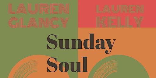 Sunday Soul Session with Lauren Glancy & Lauren Kelly