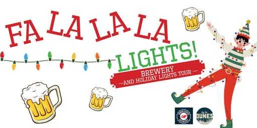Fa La La La La Lights: Holiday Light and Brew Tour
