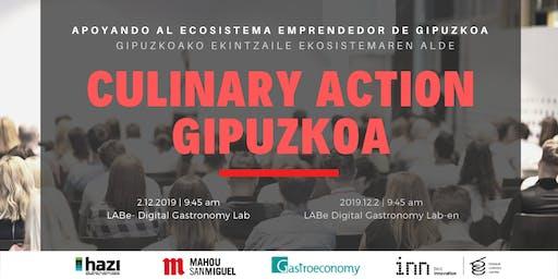 Culinary Action Gipuzkoa