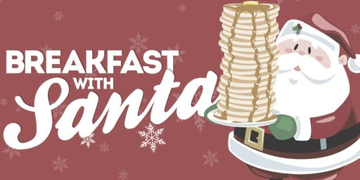 Breakfast with Santa - December 7, 2019