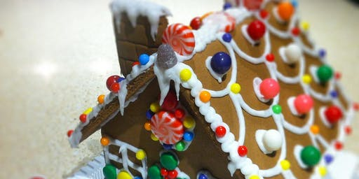 Gingerbread Wonderland Begins - Tree Lighting & Reception
