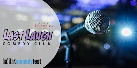 Last Laugh Comedy Club - Saturday April 25