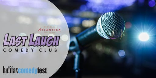 Last Laugh Comedy Club - Saturday April 25