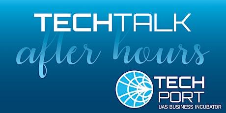 TechTalk after hours:I-Corps Info Session & Evidence Based Entrepreneurship tickets