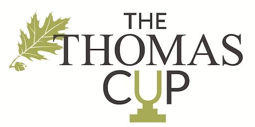 Thomas Cup Volunteers 2019