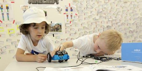 Workshop Robotics mit mBot Tickets